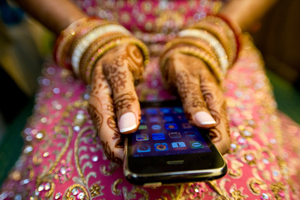 Using Evernote to Plan an Indian Wedding