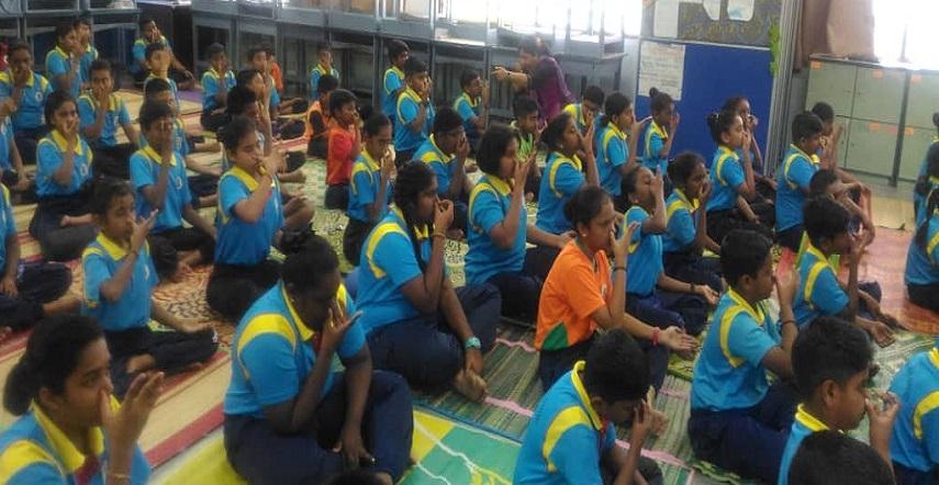 SJK(T) Subramaniya Barathee, Gelugor, Penang. 11.07.2019 (2)